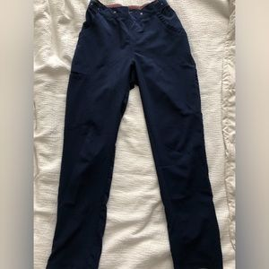 Heartsoul tapered/skinny scrub pant